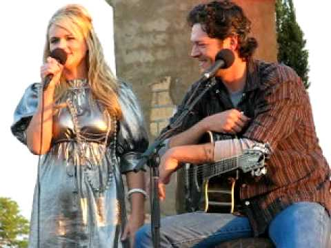 Miranda Lambert and Blake Shelton You're The Reason God Made Oklahoma