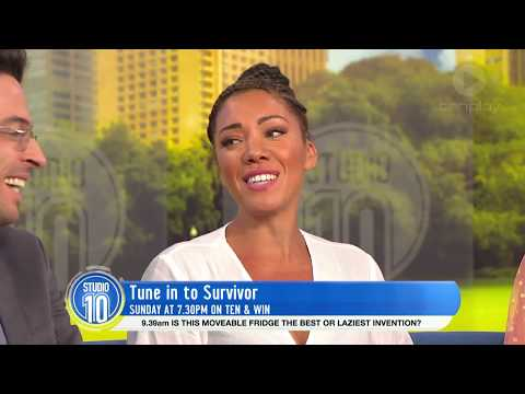 Odette Eliminated From Australian Survivor 2017 | Studio 10