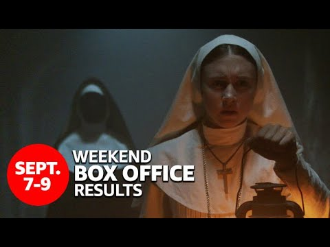 Weekend Box Office | Sept. 7-9