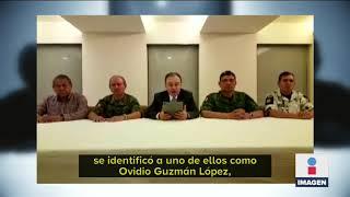 ¿Cómo iniciaron las balaceras en Culiacán? | Noticias con Ciro Gómez Leyva