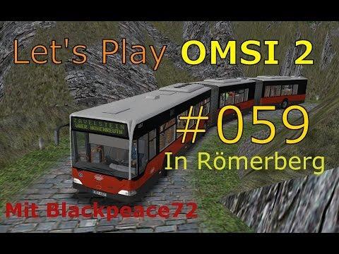 OMSI 2 [HD] #059 - Der Bus ist zu lang!! (Chaos Folge) ★ Let's Play OMSI 2: Herzlich Willkommen zum 59. Video von OMSI 2  Heute mal wieder in Römerberg:  (http://www.omnibussimulator.de/forum/index.php?page=Thread&threadID=8894) mit dem neuen Citaro-G Gelenkbus (Russische Website deshalb mit Google Übersetzer:  (http://translate.google.de/translate?sl=en&tl=de&js=n&prev=_t&hl=de&ie=UTF-8&u=http%3A%2F%2Fomsi2.ru%2Findex.php%3Ftopic%3D7.0) Viel Spaß :D