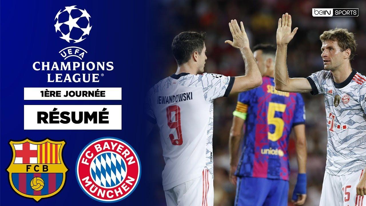 Download Résumé LDC : Le Bayern se balade au Camp Nou