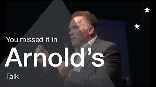 What you missed in Arnold