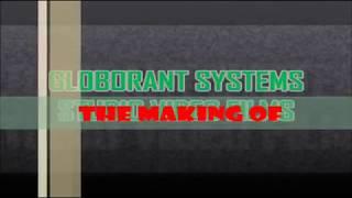 Заставка киносудии Globorant Systems