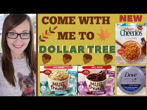 Come With Me To The Dollar Tree🍁Sept. 25, 2019