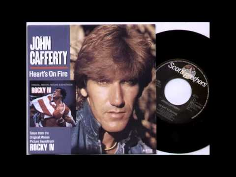 John Cafferty Rocky IV Original Recording