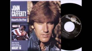 John Cafferty Rocky IV Original Recording