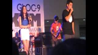 Upuan Gloc-9 Live at SM Fairview w/ Denise Barbacena