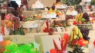 Цыганская свадьба Роскошные столы