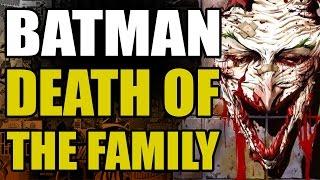 DC Comics New 52 Batman: Death of The Family