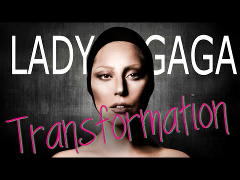 Lady Gaga - A Transformer (155 looks in 4 minutes)