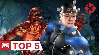 Az 5 legbénább Mortal Kombat karakter