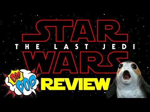 Star Wars The Last Jedi Review | DIS POP | 12/19/17