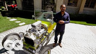 Download Comedian Mike Epps Shows Off His Hot Rods and Luxury Cars | GQ Mp3 and Videos
