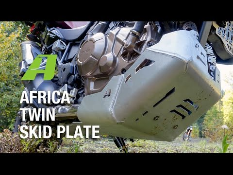 Thumbnail for Honda Africa Twin: An Inside Look at AltRider Skid Plate