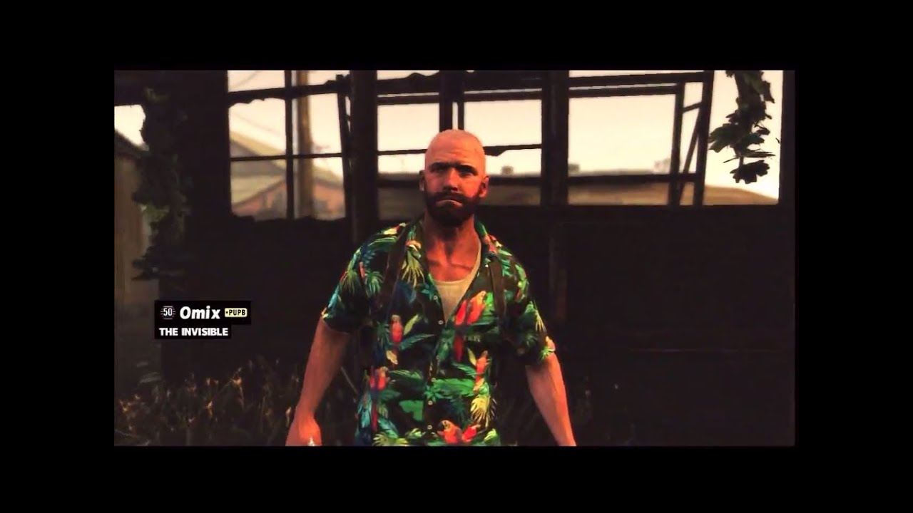 Max Payne 3 Tropical Max Youtube
