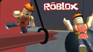 ROBLOX - Escape the Construction Site [Xbox One Edition]