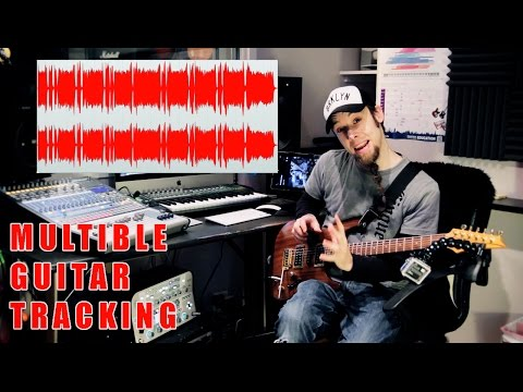 Multiple Guitar Tracking