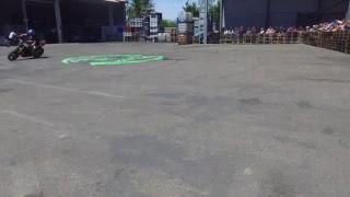 live stunt moto