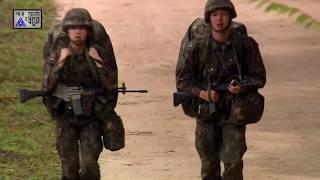 [진짜사나이300 선공개] 셔누와 은서, 급속행군 평가에서 피어나는 뜨거운 동기애