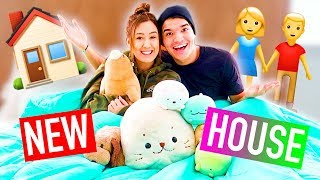 COUPLES First Night Together! *NEW HOUSE*