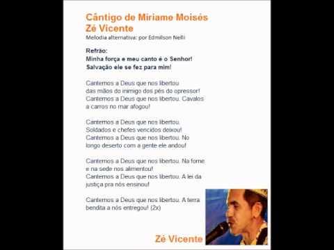 BAIXAR MUSICA O CANTICO DE MOISES