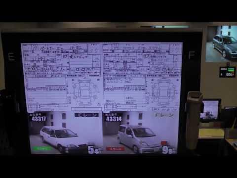 Inside a Japanese Car Auction - Part 3: Fierce Bidding Battle!!