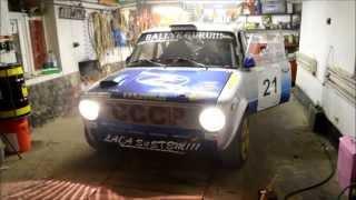 Rallye Guru Team . Kipufogó Teszt LACA. Thumbnail