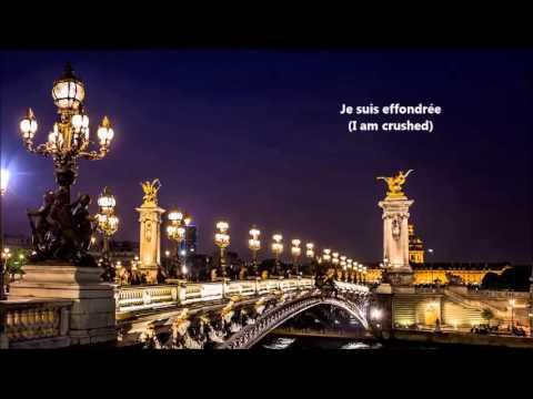 PARIS - Delerium (English & French lyrics)