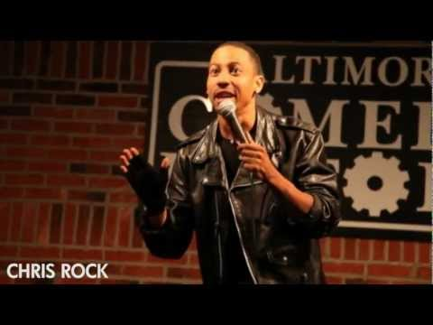 brandon t jackson impressions of chris tucker, chris rock, kevin hart