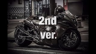 【2nd】GSX1300R HAYABUSA custom 隼 零隼 零戦 JAPAN   JAPLAND  BUSA