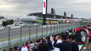 2018 F1日本GP Legend F1 SUZUKA 30th Anniversary Lap