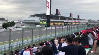 2018 F1日本GP Legend F1 SUZUKA 30th Anniversary Lap