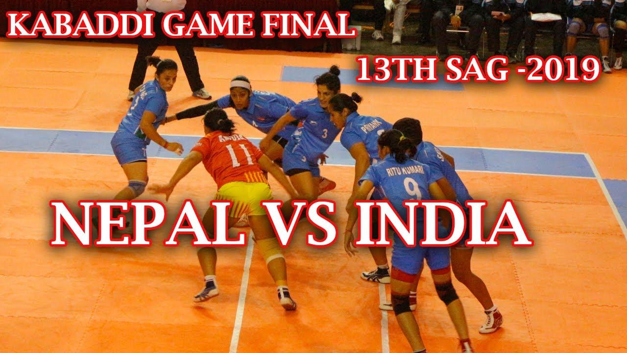 Download WOMEN'S KABADDI FINAL MATCH INDIA VS NEPAL