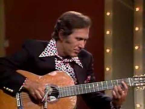 """The Entertainer"" played by Chet Atkins"