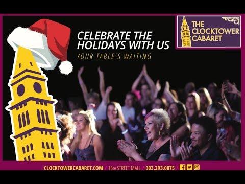 The Clocktower Cabaret: New Show Line Up: Nov '17 - Feb '18 Preview