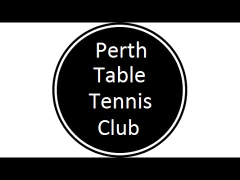 Perth Table Tennis Club