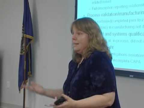FDA Inspection Preparation-Barbara Immel