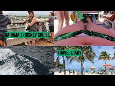 bahama's / disney cruise travel diary!! | Gracee Jade