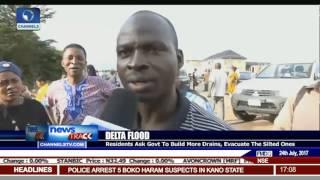 Delta Flood: State Secretariat, Homes Submerged By Water