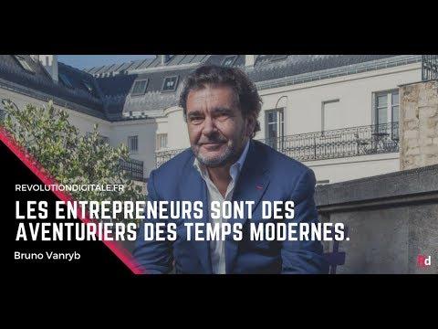 1. Bruno Vanryb (Be Brave): Pourquoi les entrepreneurs sont parmi les derniers aventuriers des