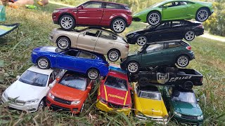 Amazing colorful cars for Kids Review