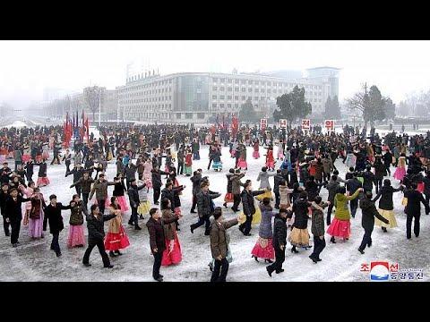 بالفيديو... مسؤولون من كوريا الشمالية يمارسون الرياضة  - 18:22-2018 / 1 / 14