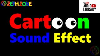 AlL Cartoon Sound Effect on YouTube Audio Library
