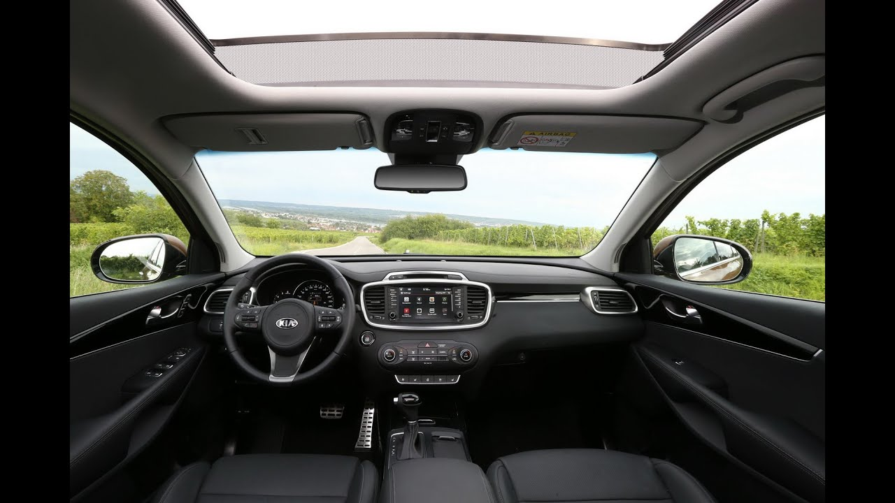 Superb 2015 KIA Sorento Interior Photo