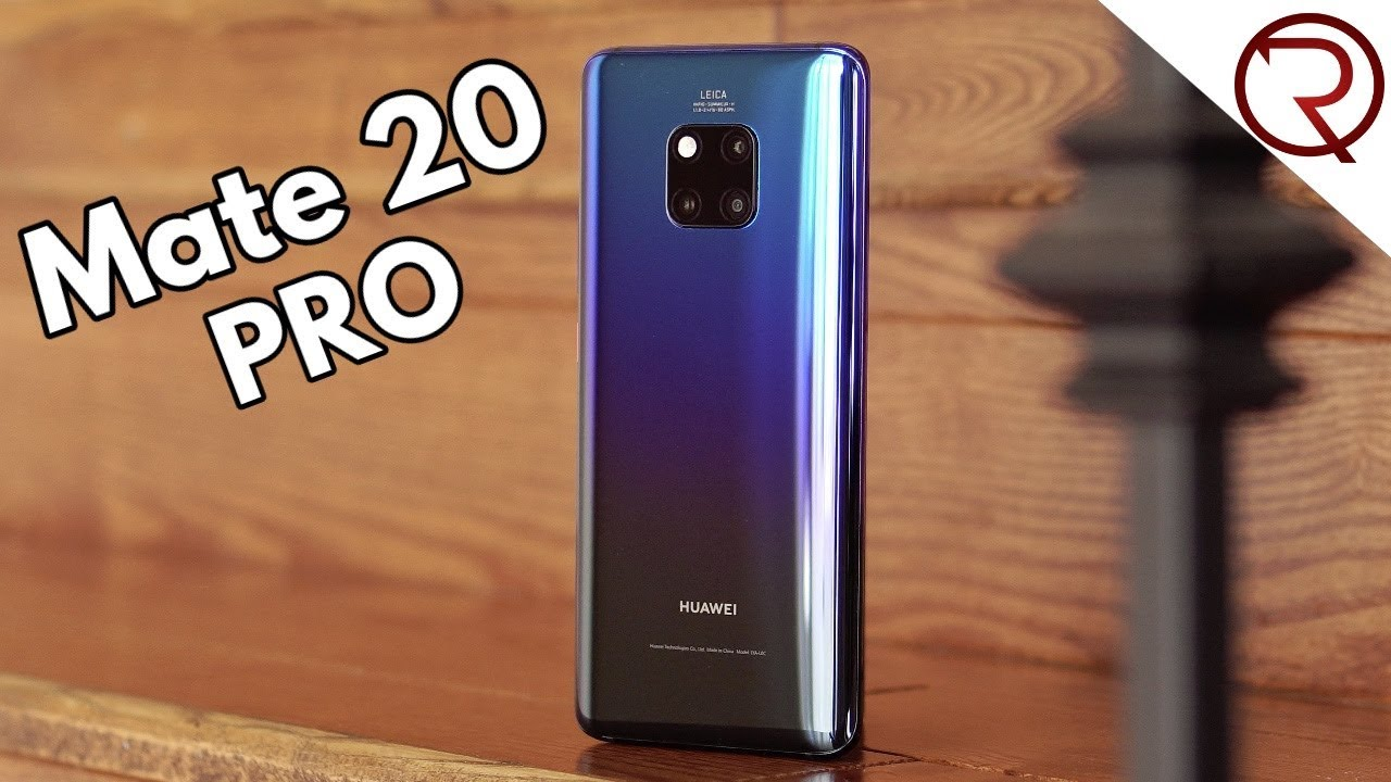 huawei mate 20 pro review as good as everyone says. Black Bedroom Furniture Sets. Home Design Ideas