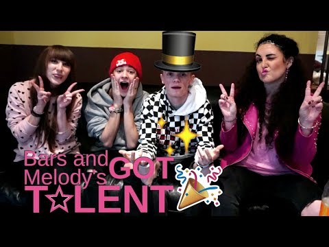 Leo's and Charlie's SECRET TALENTS | Bars and Melody Generation Z Tour