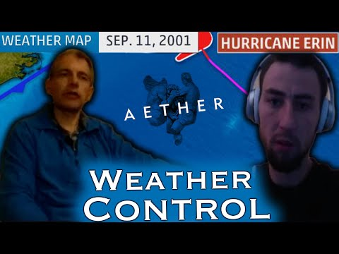 Andrew Johnson  - Nov. 2017 - Weather Modification, 9/11 Cover Up, Secret Technology - WolfClanMedia