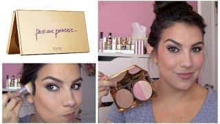 Tarte Tres Chic Park Ave Princess Contour Palette Review Thumbnail