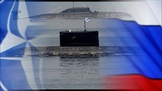 Russia's Mysterious New Submarine ''Moscow''.